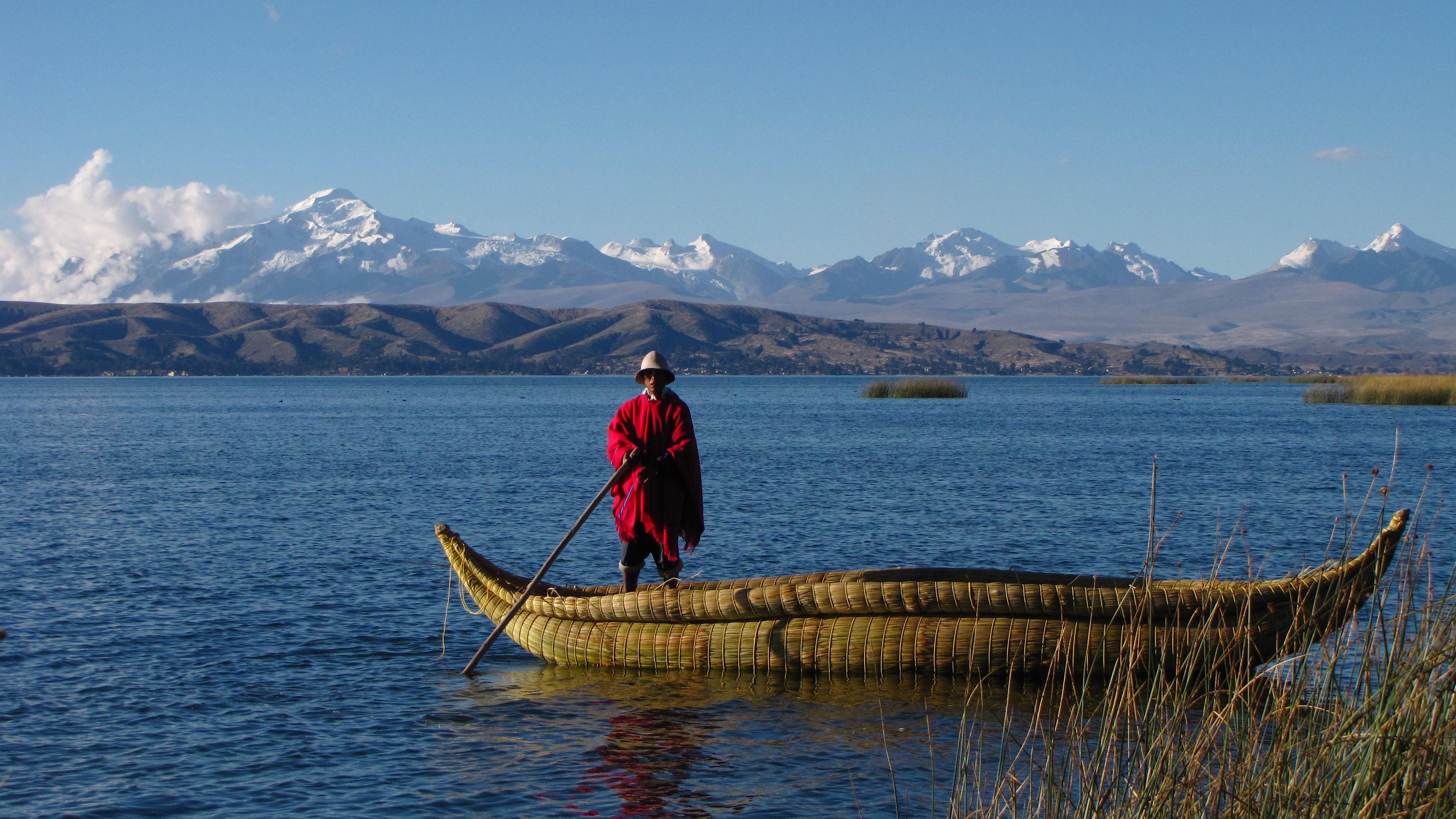 Significado del lago Titicaca